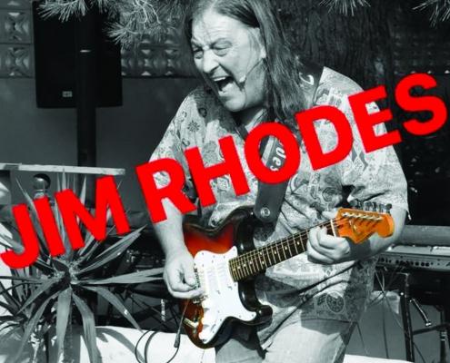 Jim Rhodes The Church